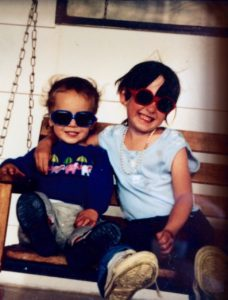 Evan and Maurissa Shades