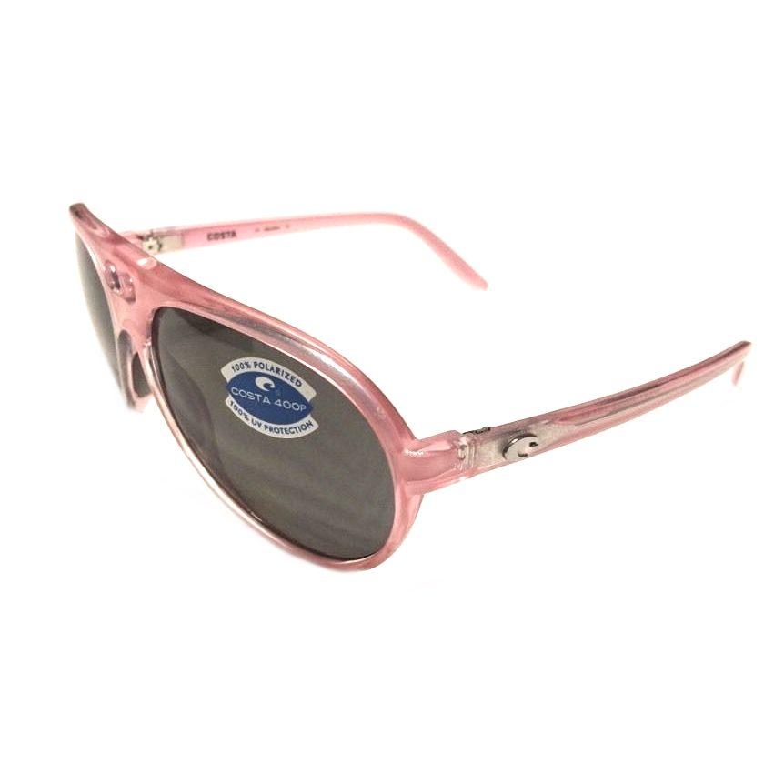 Costa Del Mar Coral Pink Sunglasses Polarized 400P