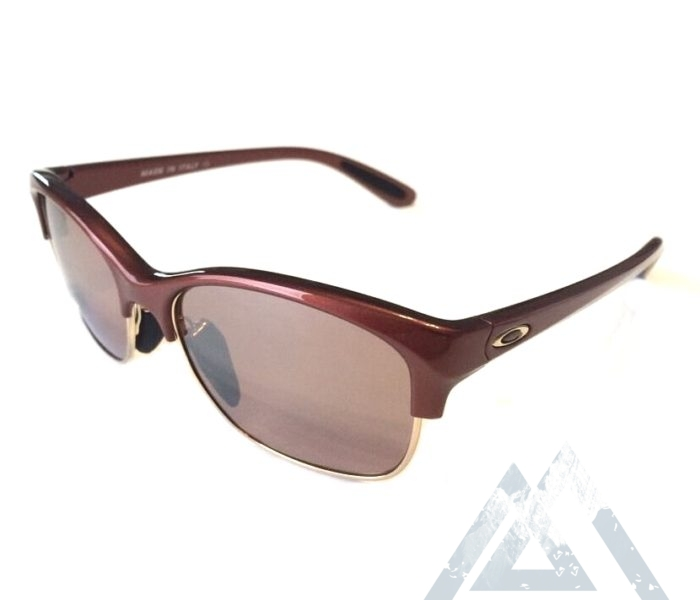Oakley RSVP Autumn Gold Black Brown Iridium