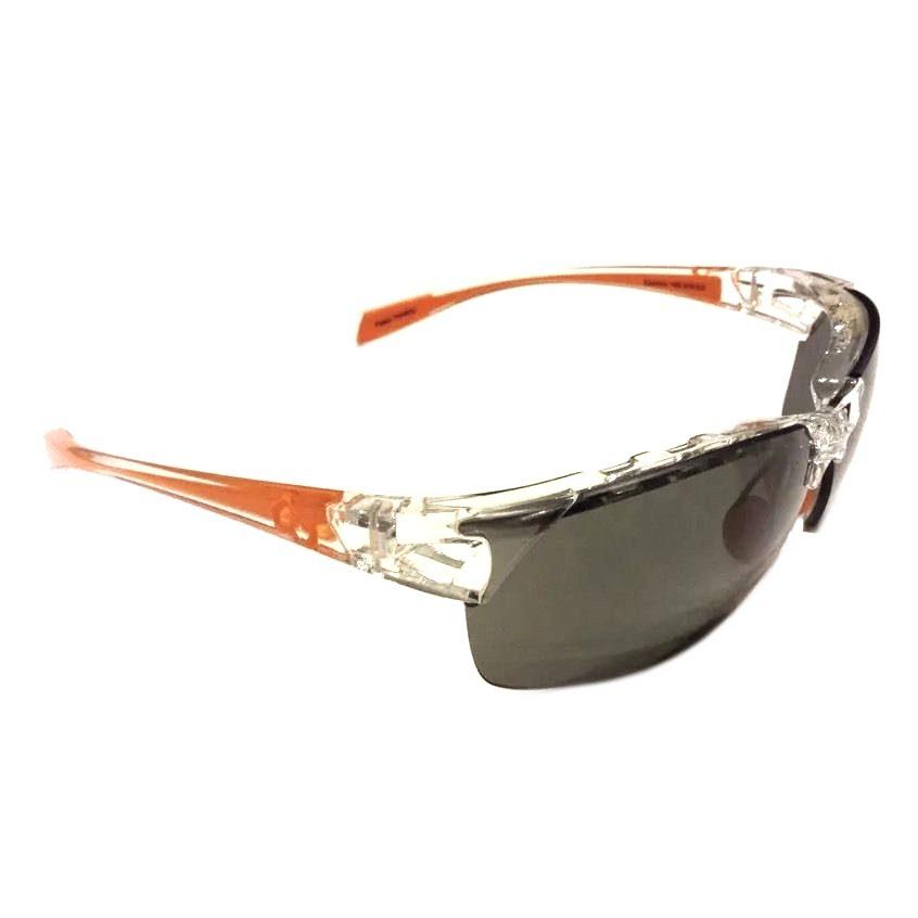 2cbc5c2b23 Native Eyewear Eastrim Sunglasses XTRA LENSES POLARIZED Crystal Orange Grey