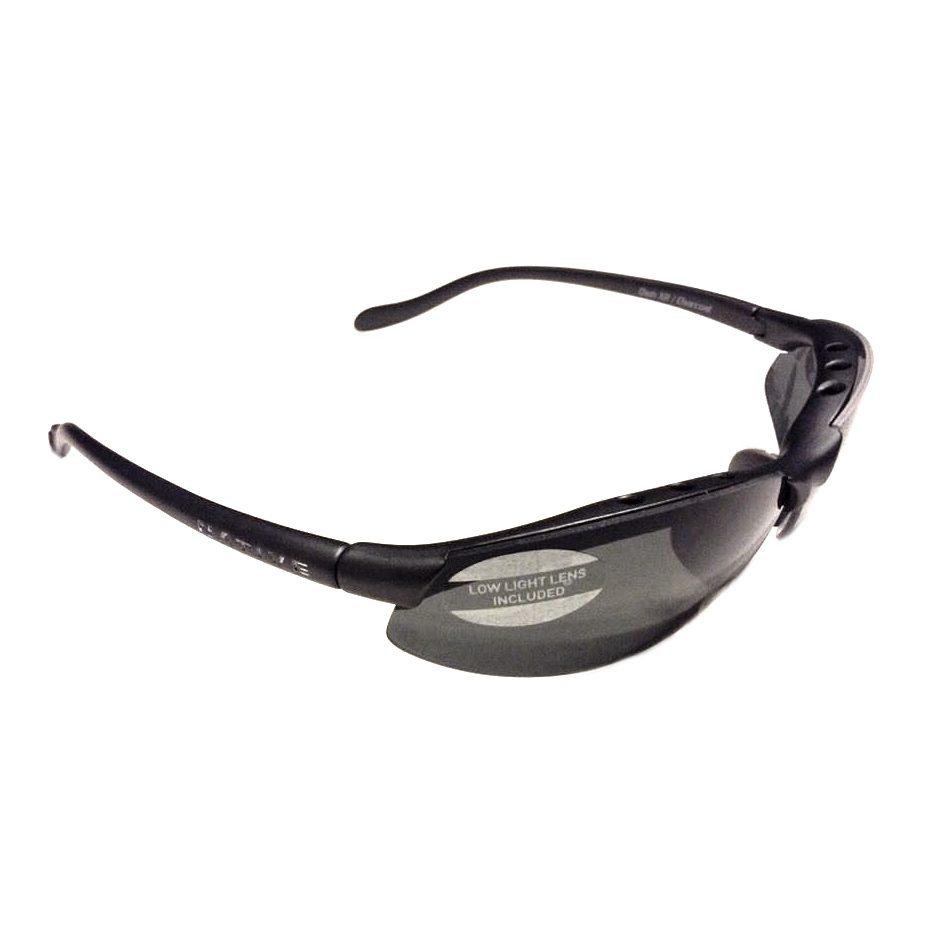 Native Eyewear Dash XR Sunglasses + XTRA LENSES - POLARIZED Charcoal Gray