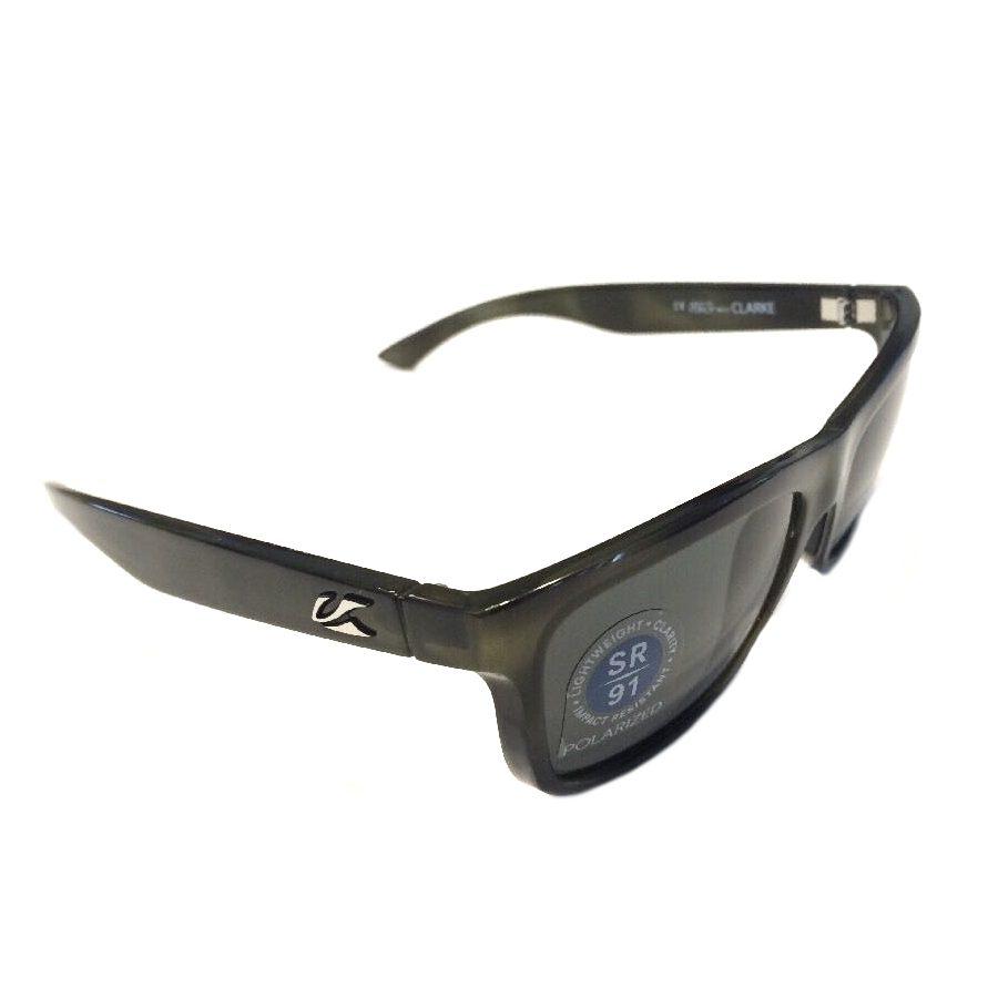 Kaenon Clarke Sunglasses Green Tortoise