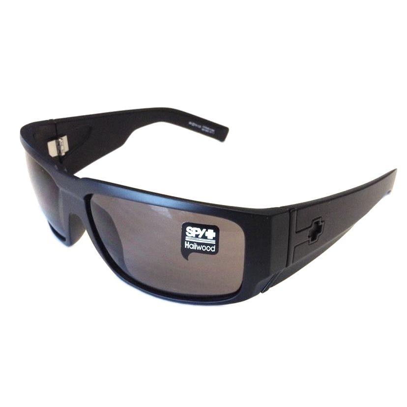 Spy Hailwood Sunglasses Matte Black Gray