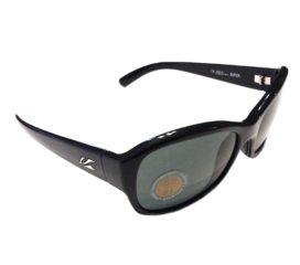 Kaenon Maya Sunglasses - Black Frame - G12 Gray Lens - 213-01-G12NP