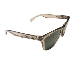 Oakley Frogskins - Sepia Ink Collection -Dark Grey