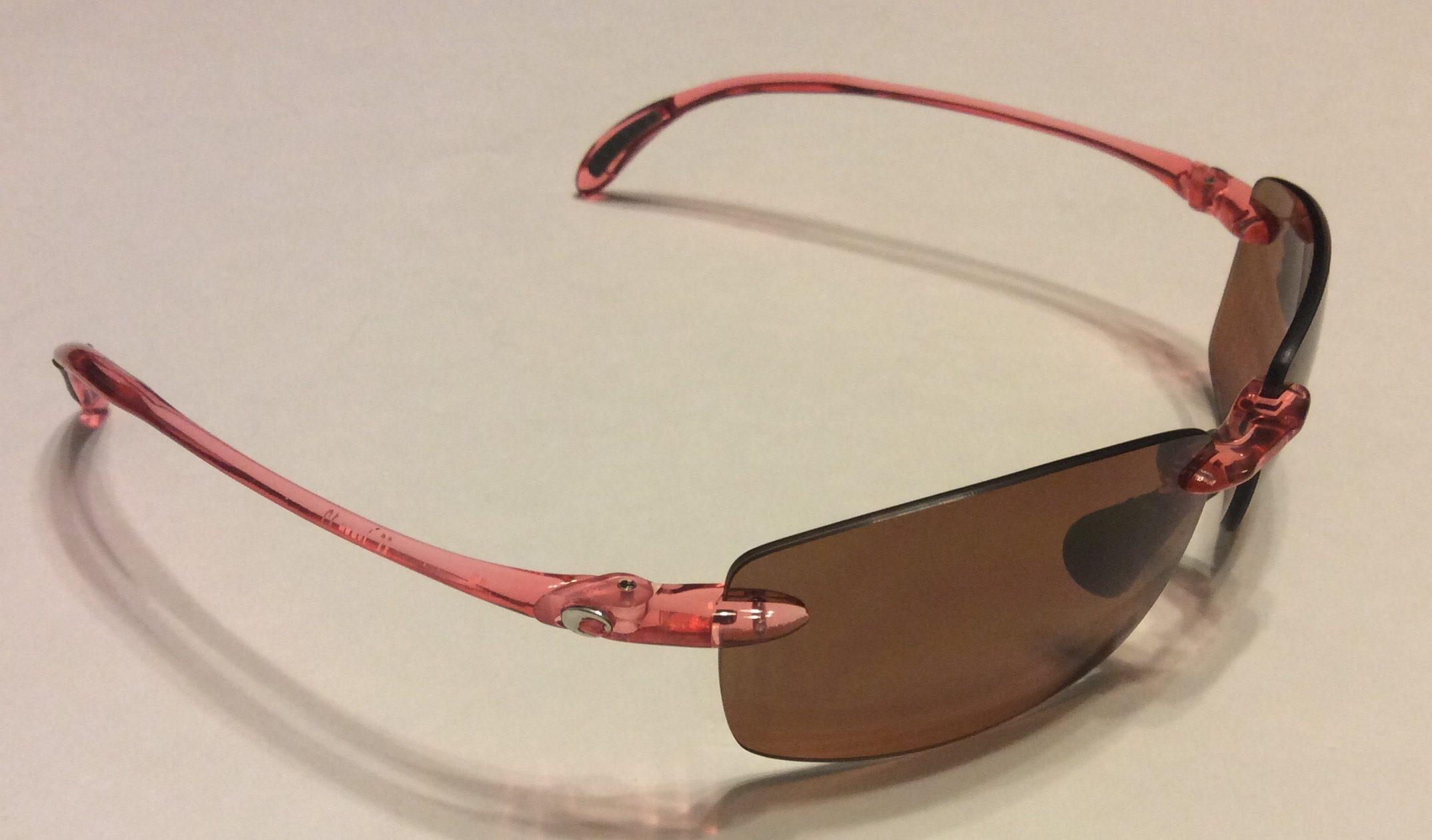 014da3b180c Costa Del Mar Ballast Sunglasses - Conch Shell Pink - POLARIZED Copper 580P