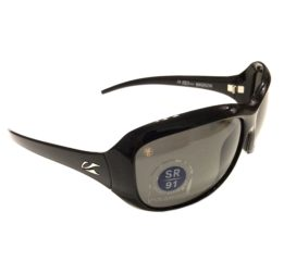 Kaenon Madison Sunglasses - Black Frame - Polarized Gray Lens G12 - 214-01-G12