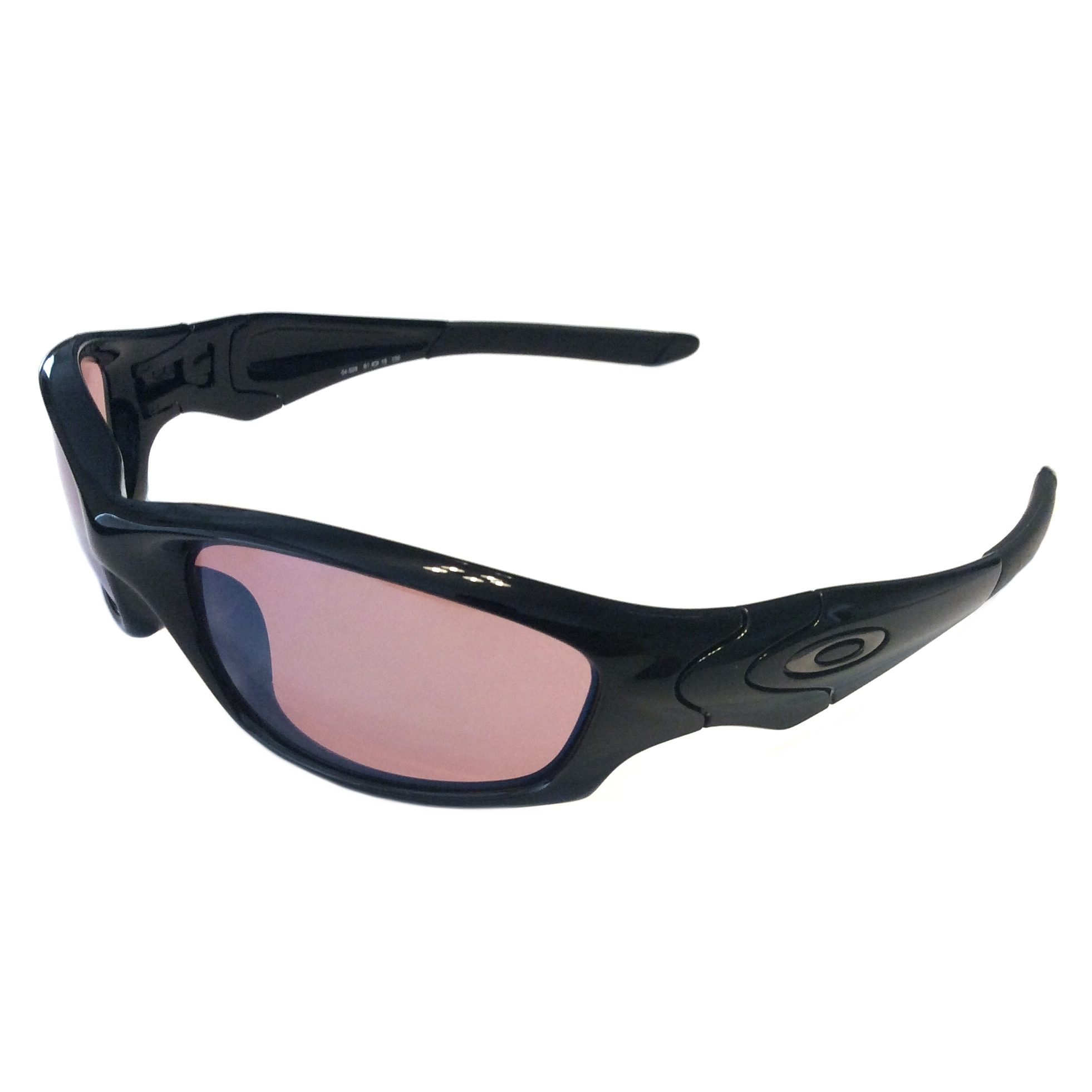6b8fcd6aff Oakley Straight Jacket Sunglasses - Polished Black - G30 Iridium 04-328