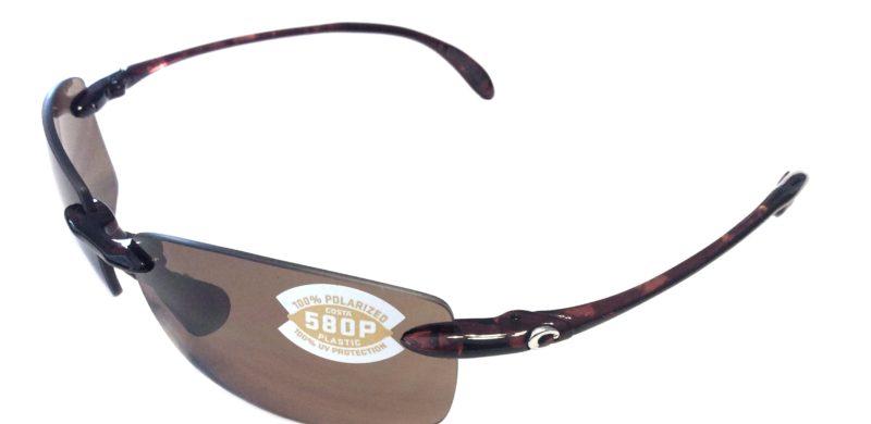d1ac6fdc7f NEW Costa Del Mar Ballast Sunglasses – Tortoise – POLARIZED Amber 580P