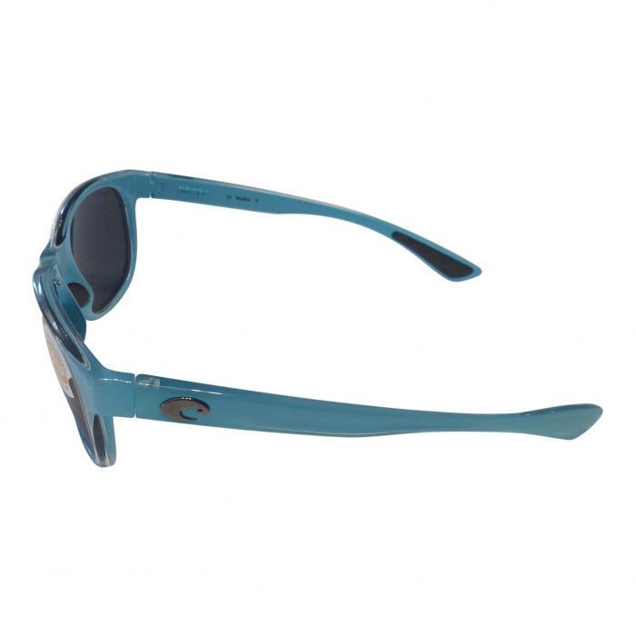 Costa Del Mar Prop Sunglasses - Ocean Blue Frame - POLARIZED Gray 580P Lens