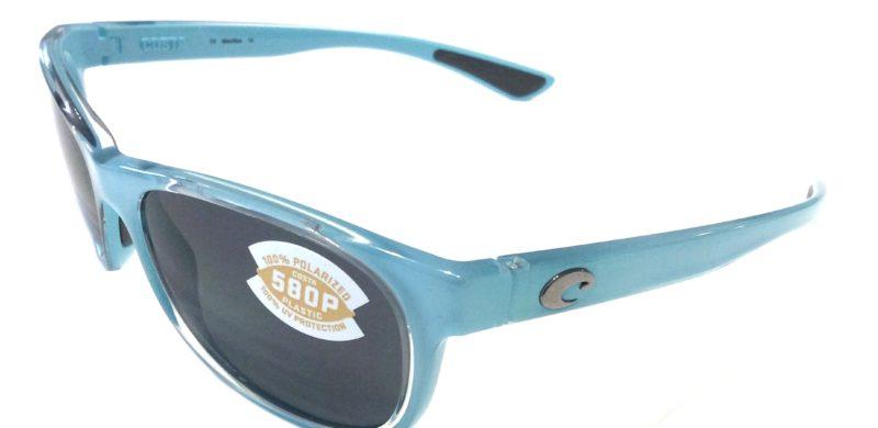 5d736ec319d42 Costa Del Mar Prop Sunglasses – Ocean Blue Frame – Polarized Gray 580P Lens