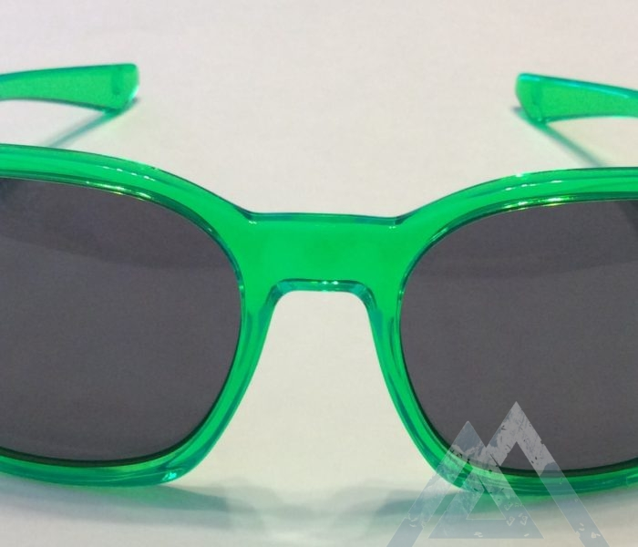 Oakley Garage Rock Sunglasses MPH - Anti Freeze Green - Grey - OO9175-38