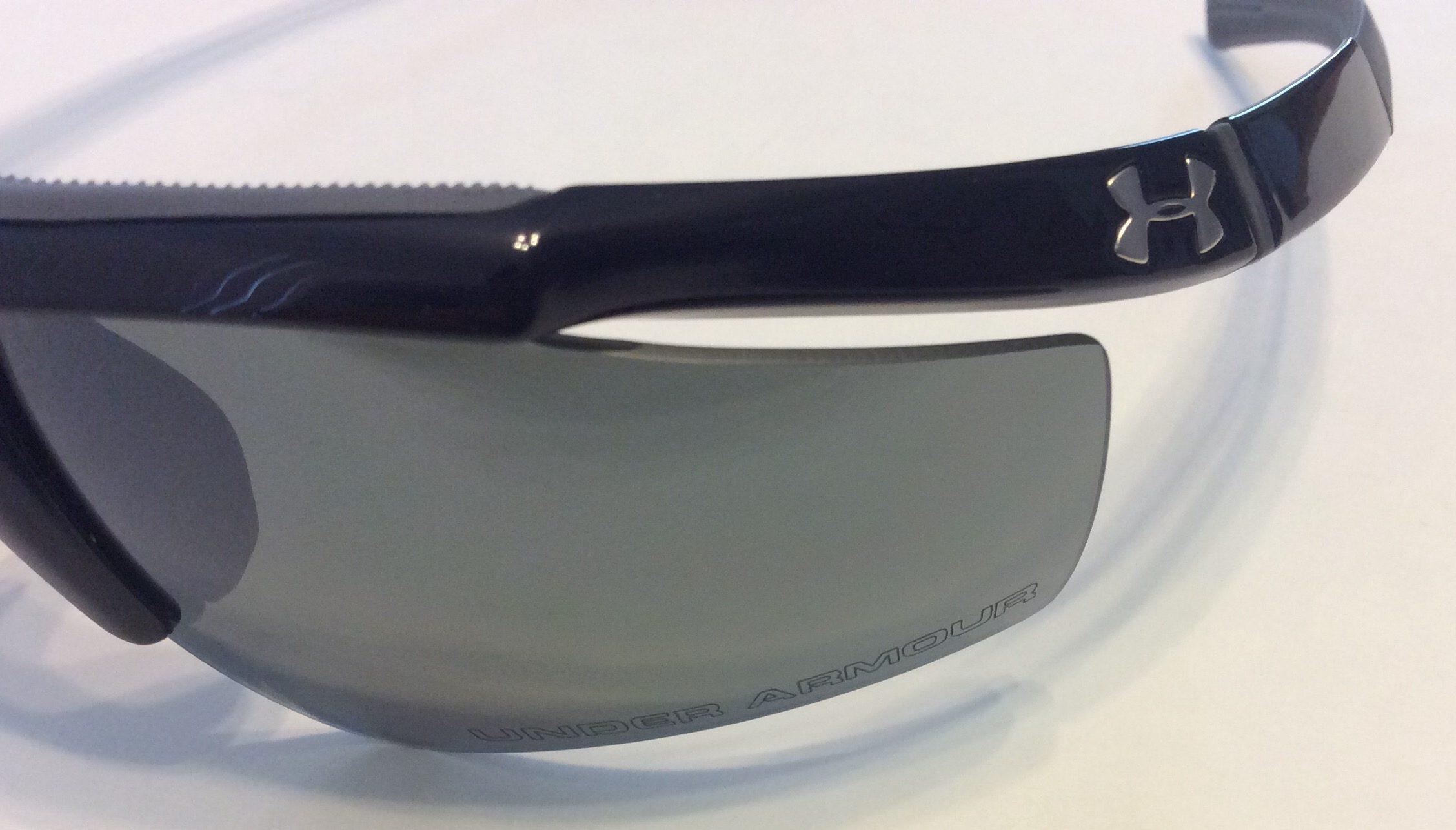 16050f1579 Under Armour Zone Xl Polarized Sunglasses