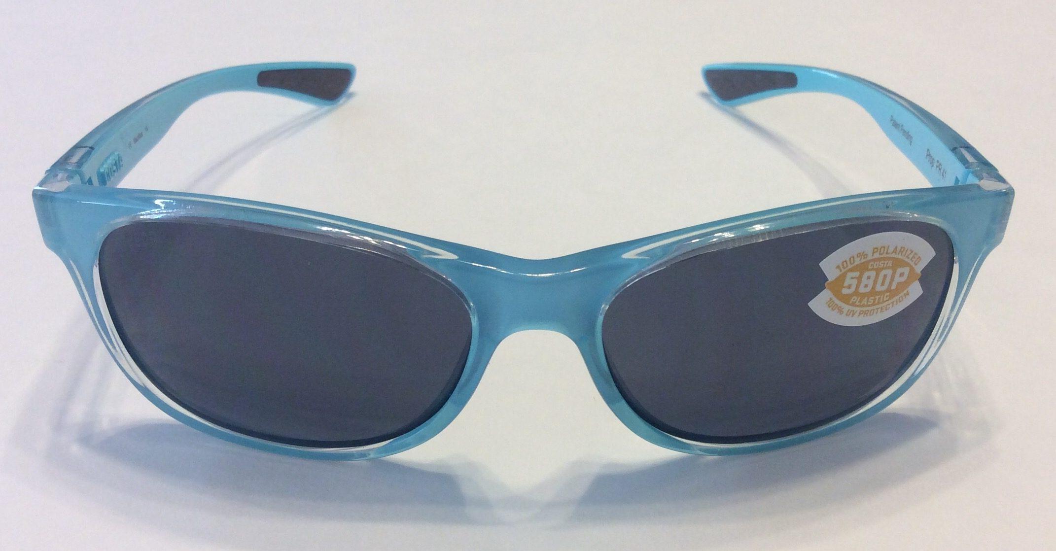 Costa del mar prop ocean blue polarized gray 580p - Ocean sunglasses ...