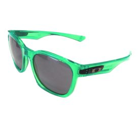 Oakley Garage Rock MPH Sunglasses - Anti Freeze Green Frame - Gray Lens - OO9175-38