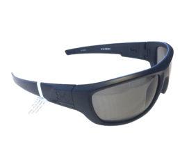 NEW Under Armour Prevail Sunglasses UA - Satin Black Frame - Gray 8600034-4800