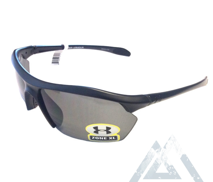60aa9dda34 Under Armour Zone Xl Polarized Sunglasses Reviews