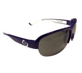Native Eyewear Zodiac Sunglasses - Ultraviolet Purple Frame - Polarized N3 Gray + Xtra Lens