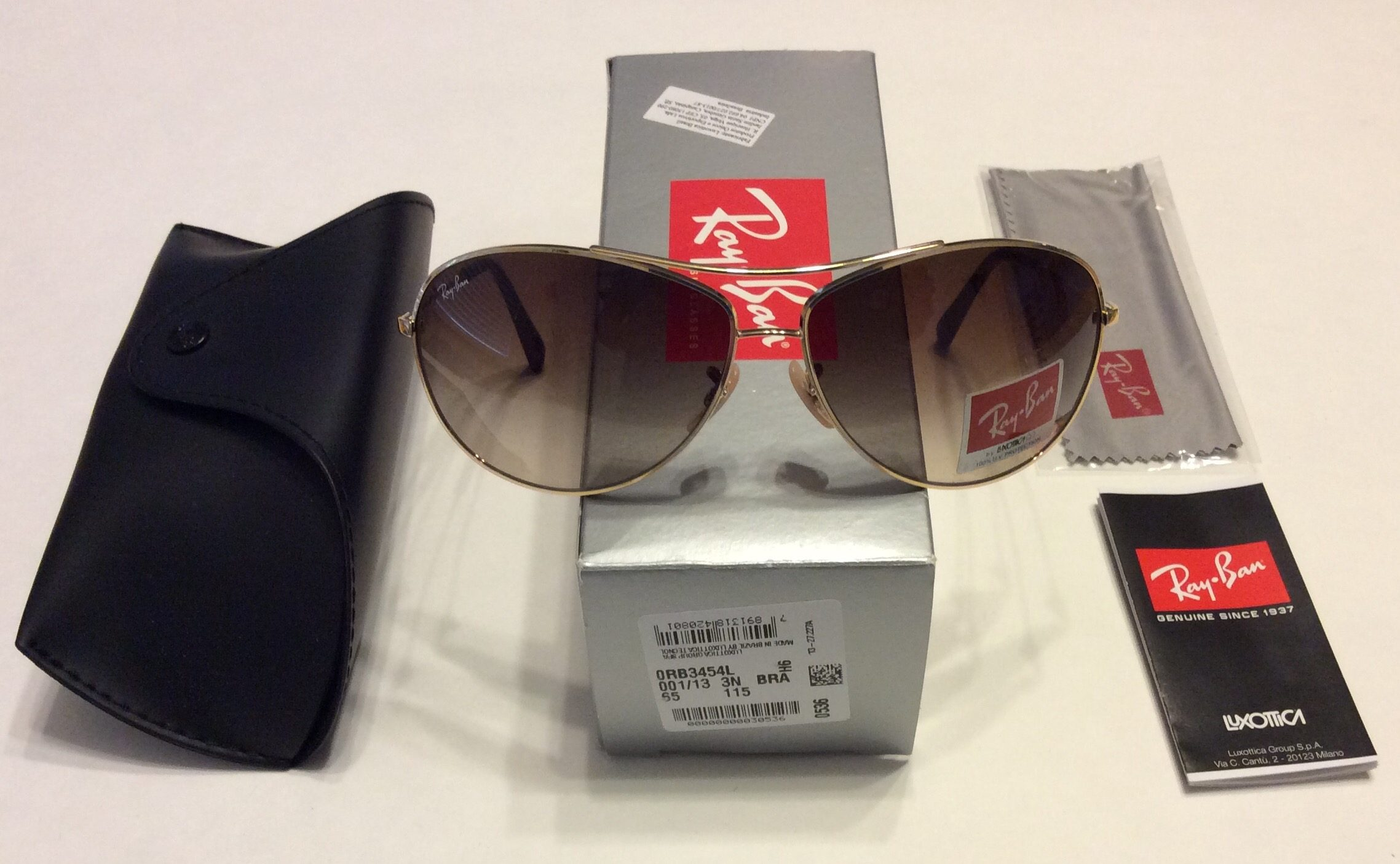 e76f3d8380 Luxottica Group Ray Ban « One More Soul