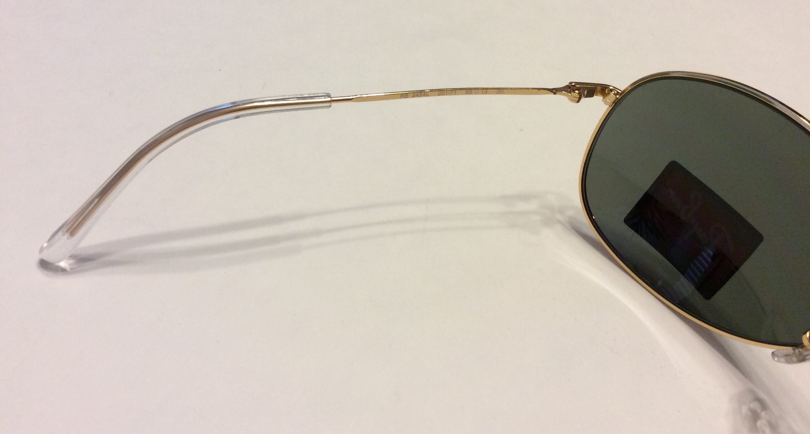 a38e46719c2 Ray-Ban Aviator – Gold Frame – Green Lens RB3454L 001 71