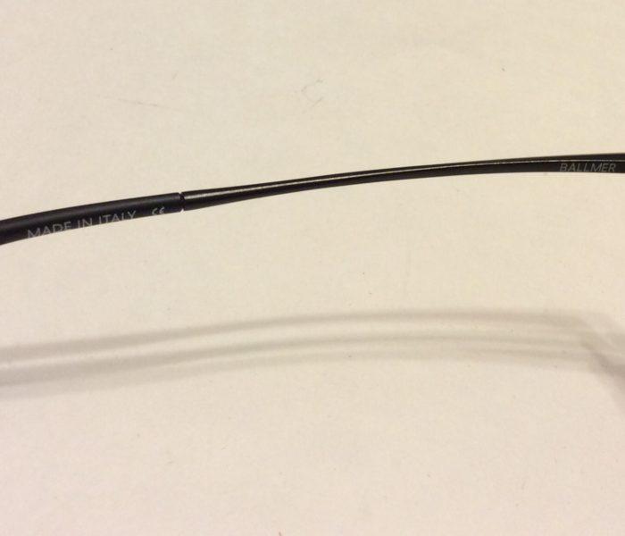 Kaenon Ballmer Sunglasses - Matte Black - POLARIZED Grey G12 - 307-03-G12