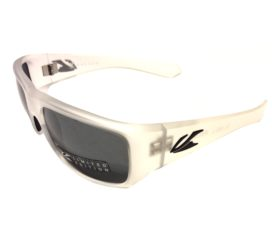 Kaenon Pintail Sunglasses  - Frost Frame - Polarized Gray Mirror Lens - Limited Edition!