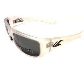 Kaenon Pintail Sunglasses  - Frost Frame - Polarized Gray Mirror Lens - Limited Edition!