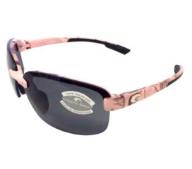 Costa Del Mar Austin Sunglasses - Pink Realtree Camo Frame - Polarized Gray 580P Lens