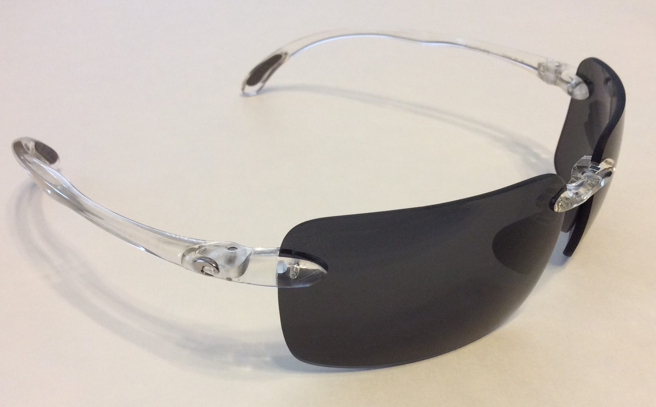 90050bb20a118 Costa Del Mar Cayan Sunglasses – Crystal Clear Frame – Polarized ...