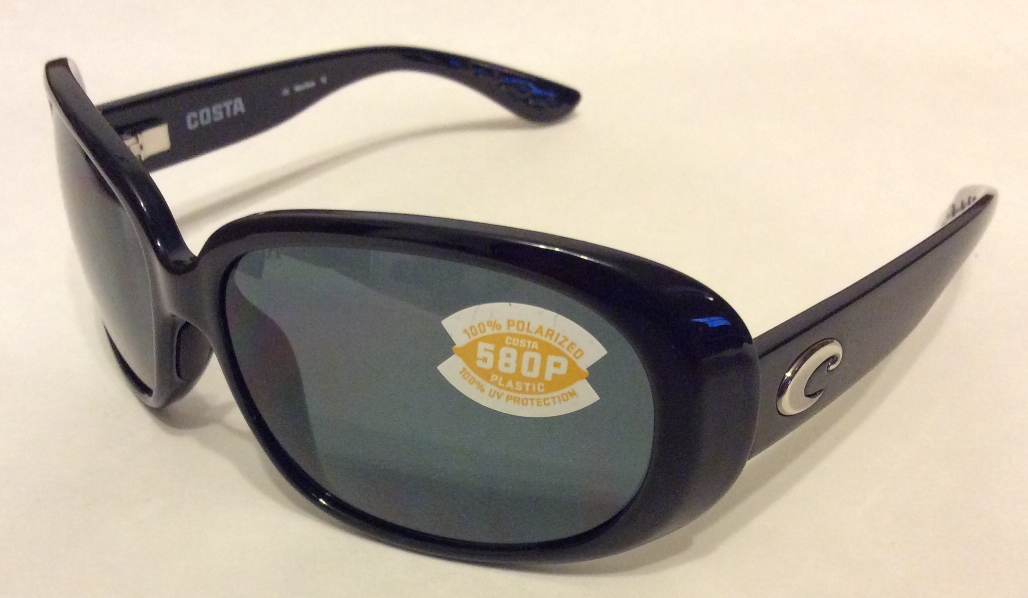 costa del mar hammock sunglasses   black   polarized gray 580p costa del mar hammock sunglasses  u2013 black frame  u2013 polarized gray      rh   nativeslope
