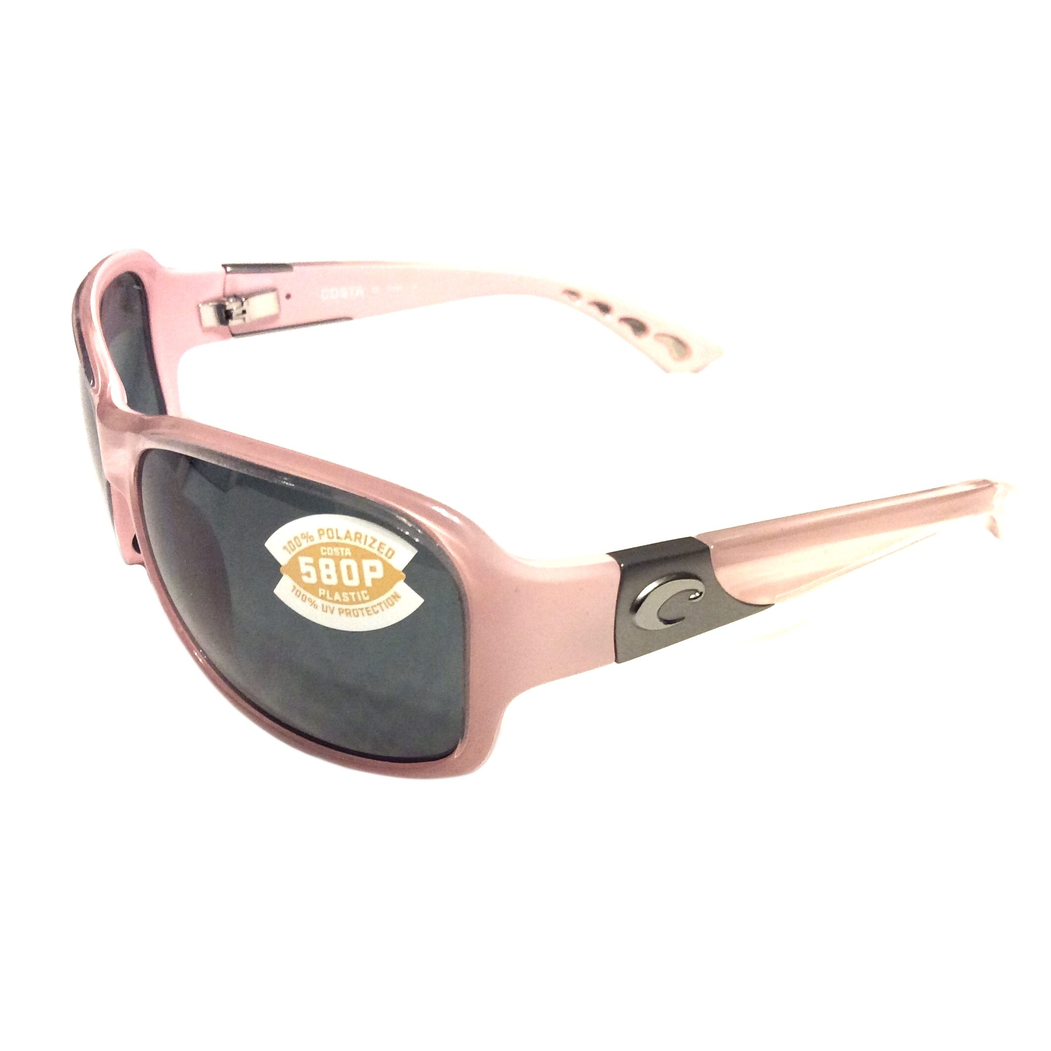 9ed9c1c48740 Costa Del Mar Inlet - Coral Pink - Polarized Gray 580P - NativeSlope ...
