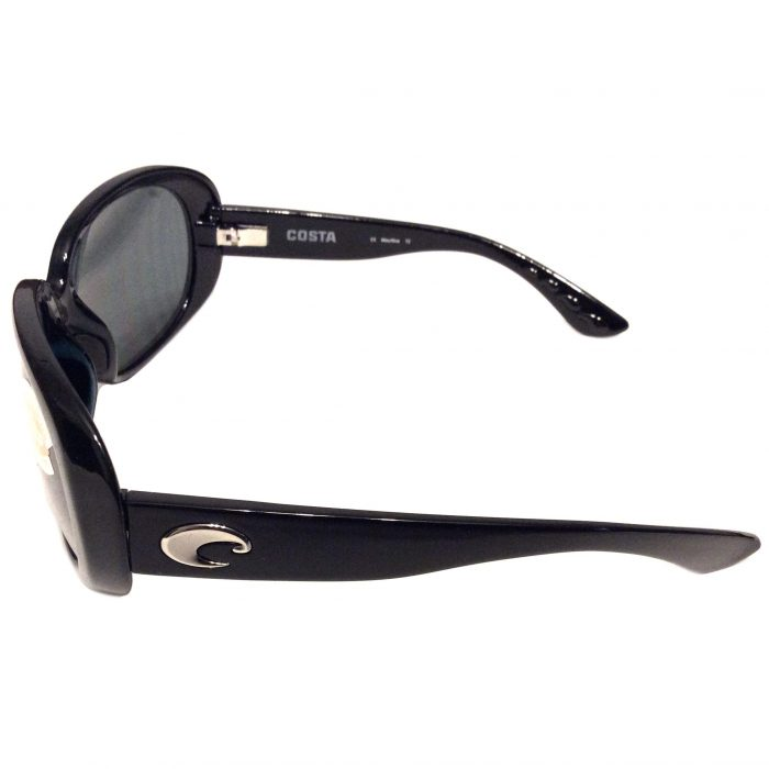 Costa Del Mar Hammock Sunglasses - Black Frame - Polarized Gray 580P Lens