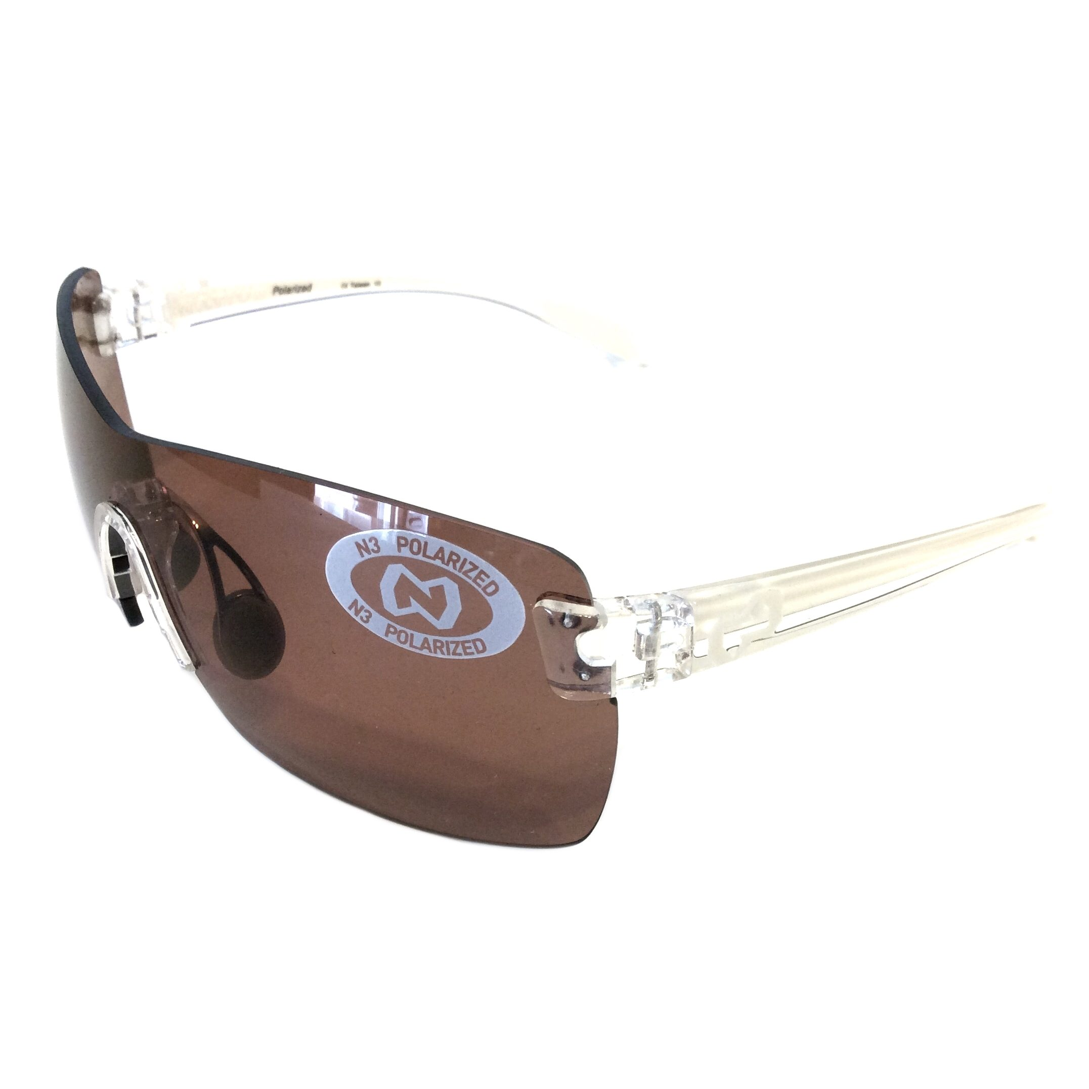 5d9b0e4bc201 Native Eyewear Camas – Crystal – Polarized N3 Copper