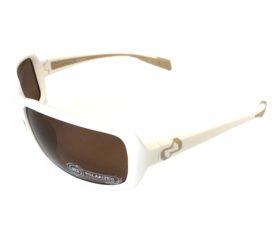 Native Eyewear Trango Sunglasses XTRA Lens - Snow White Frame - Polarized N3 Brown