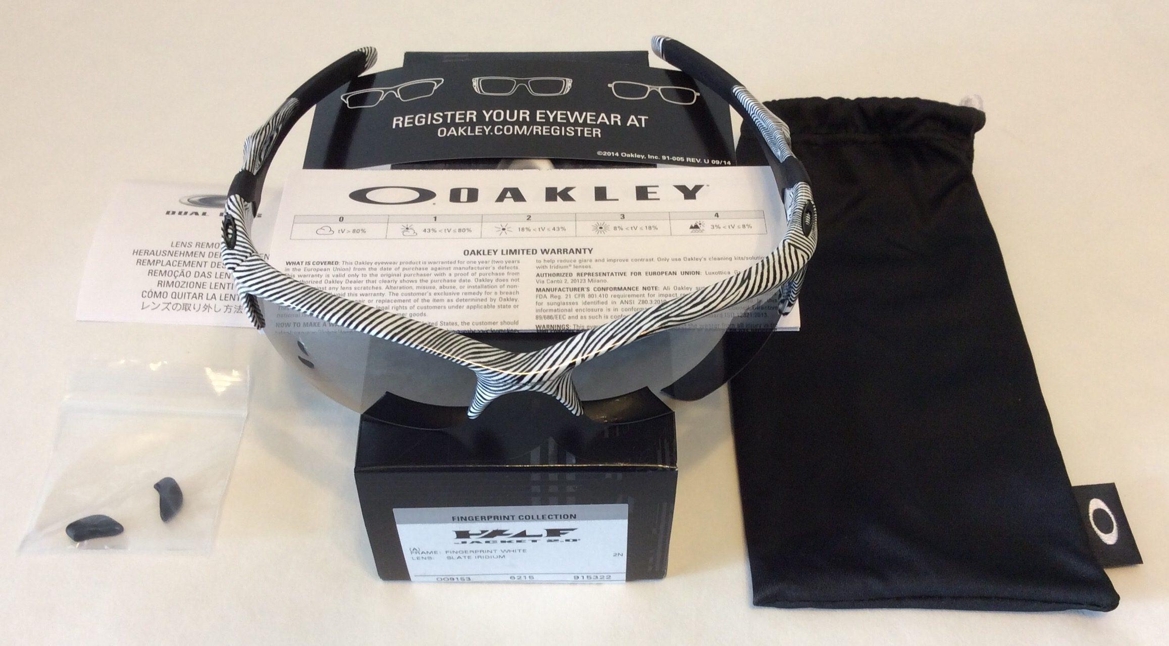 authorized oakley prescription dealer jo1r  oakley silver fingerprint