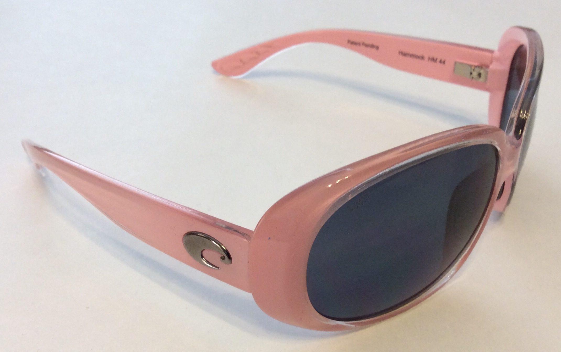 costa del mar hammock sunglasses   coral pink polarized gray 580p costa del mar hammock  u2013 coral pink polarized gray 580p      rh   nativeslope