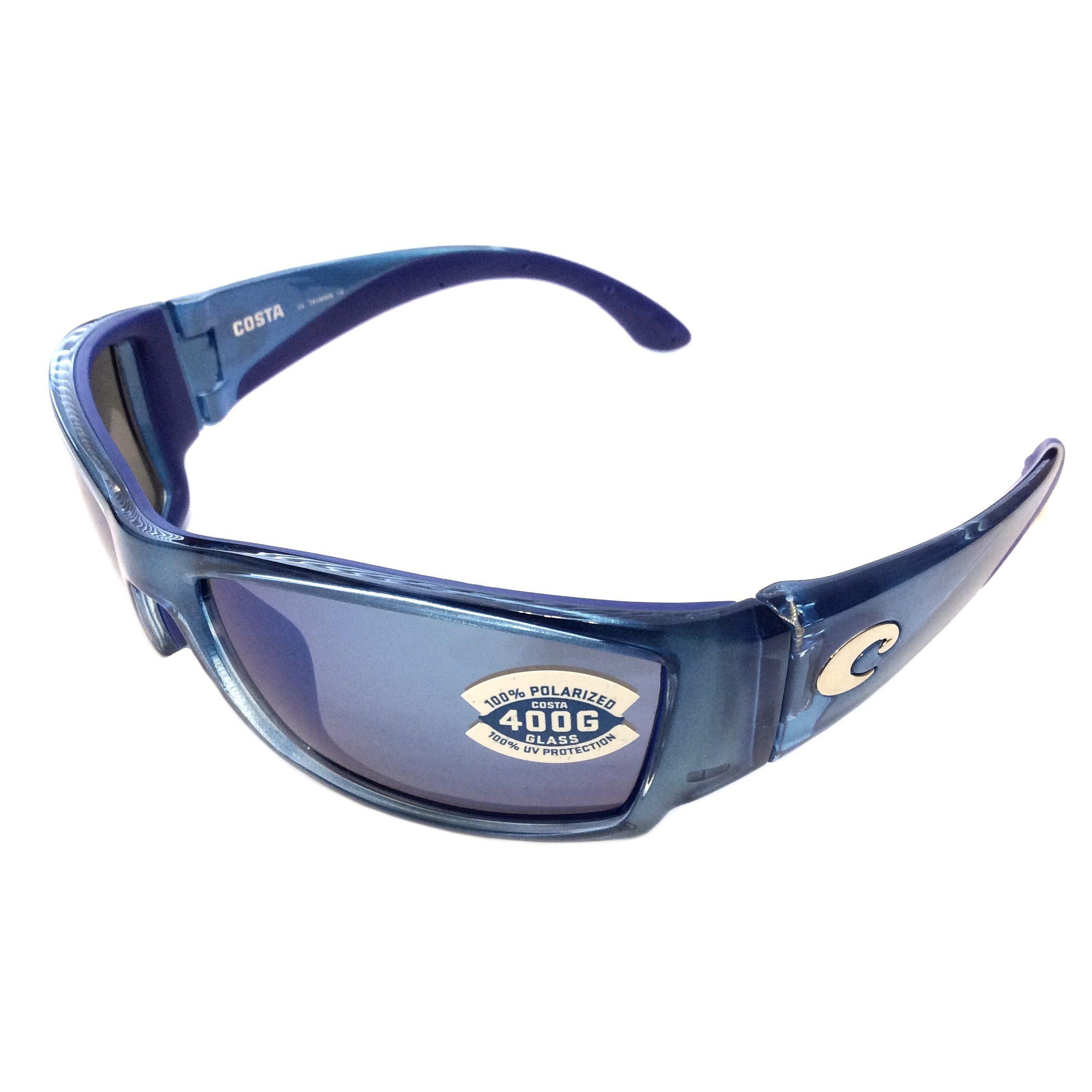 6ec8a44c6b Costa Corbina Sunglasses – Sky Blue Polarized Mirror 400G ...
