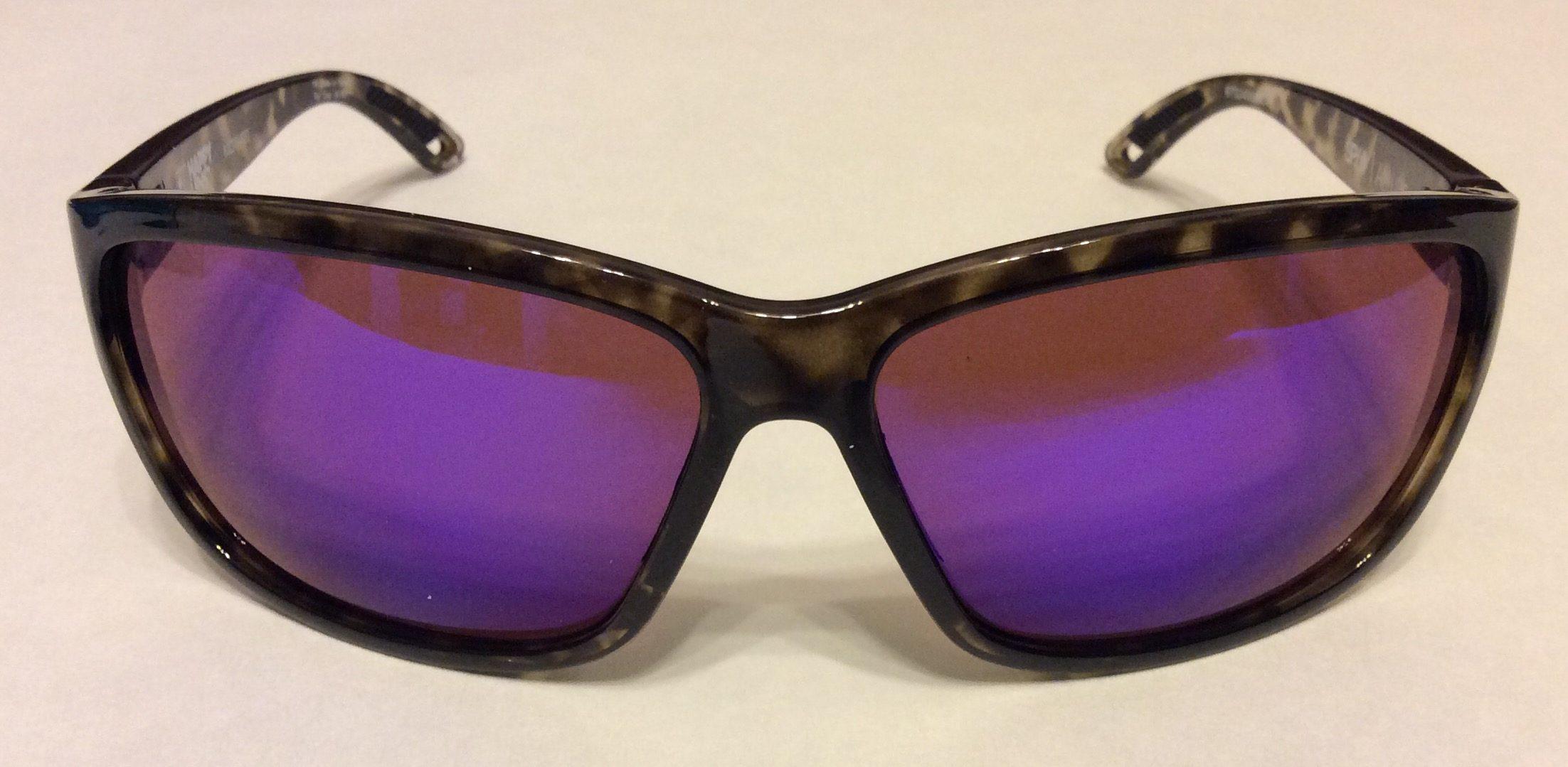 Spy Optics Allure Sunglasses Smoke Tortoise Frame