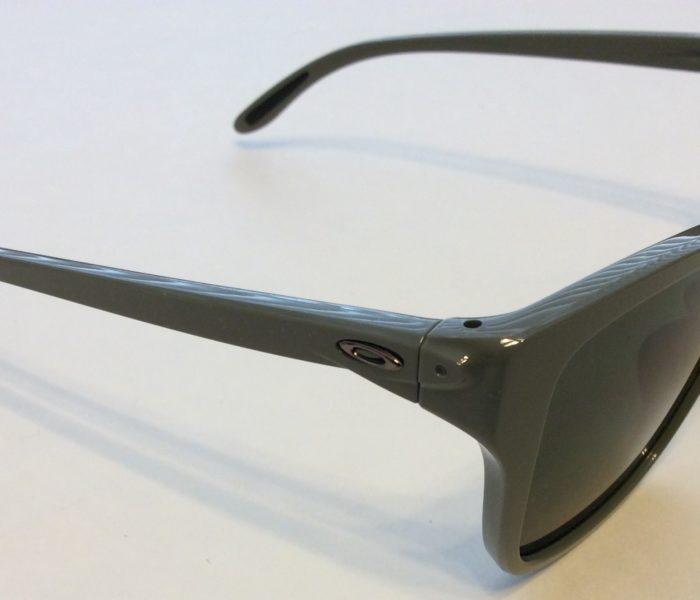Oakley Hold On Sunglasses - Light Olive Green - Dark Grey - OO9298-05