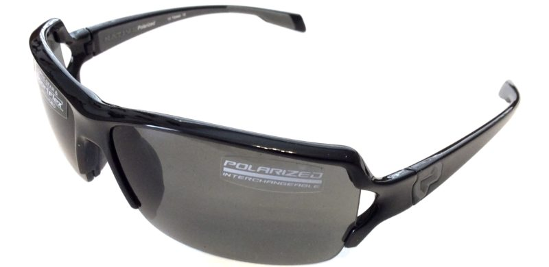 e948809802 Native Eyewear Blanca Sunglasses – Iron Black Frame – Polarized N3 Gray Lens