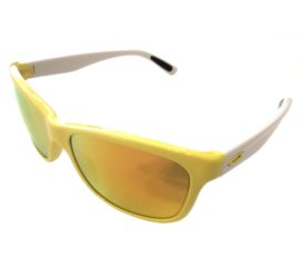 Oakley Forehand Sunglasses - Sunflower Frame - Fire Iridium Lens - OO9179-16