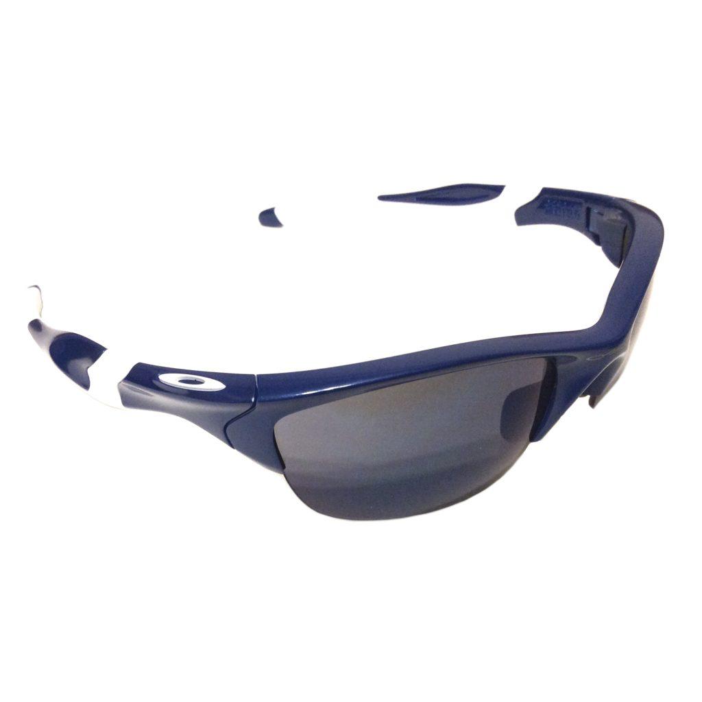 Oakley Half Jacket 2 0 Mph Sunglasses Team Blue Ice