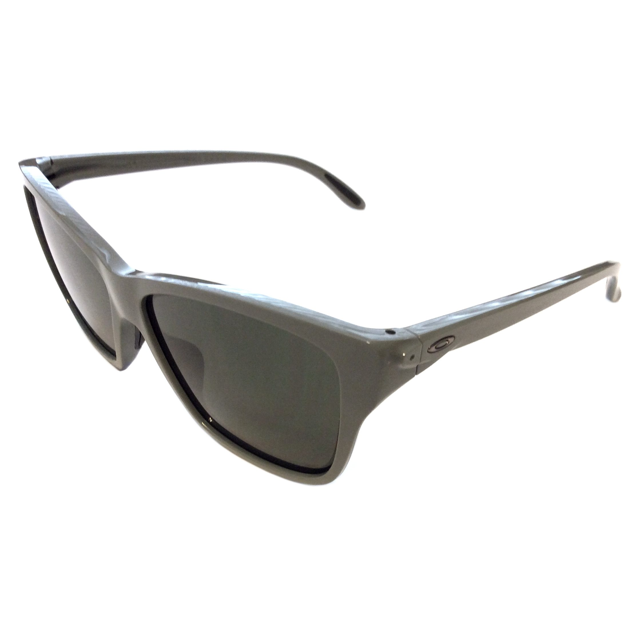 Oakley Hold On Sunglasses - Light Olive Green - Dark Grey - OO9298-05