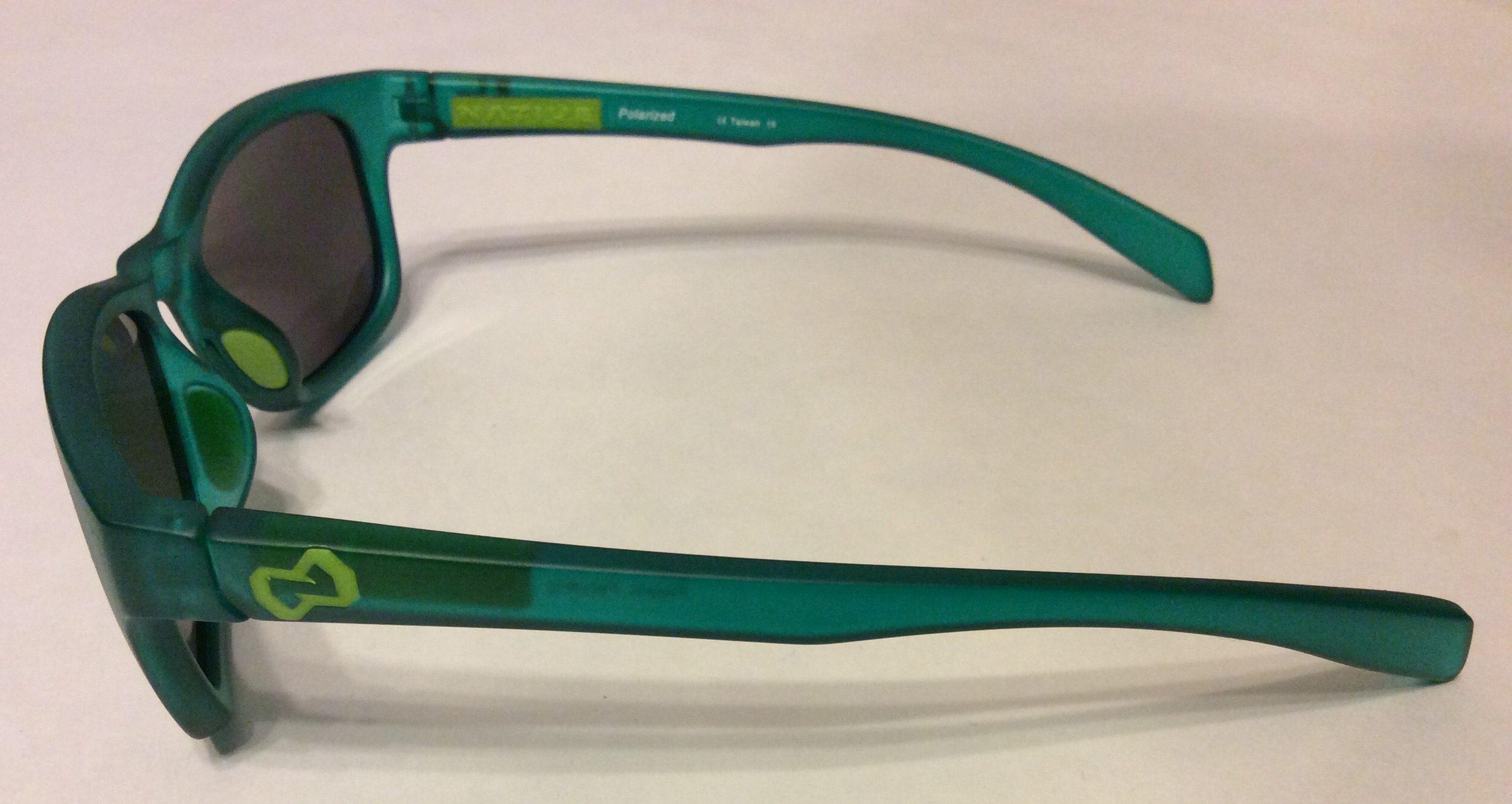 bbeef18fbc Native Eyewear Highline Sunglasses - Evergreen Frost POLARIZED N3 Gray