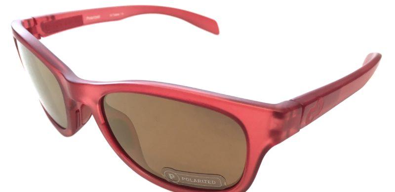 d36b3459de Native Eyewear Highline Sunglasses- Red Frost Frame – Polarized N3 Bronze  Reflex Lens