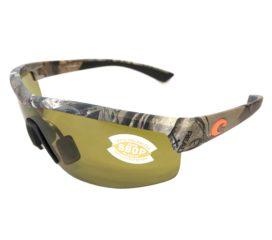 Costa Del Mar Straits Sunglasses - Realtree Xtra Camo Frame - Polarized Sunrise 580P Lens