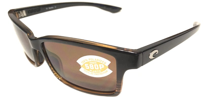 9c38566bf9 Costa Del Mar Tern Sunglasses – Coconut Fade Frame – Polarized Amber Lens  580P
