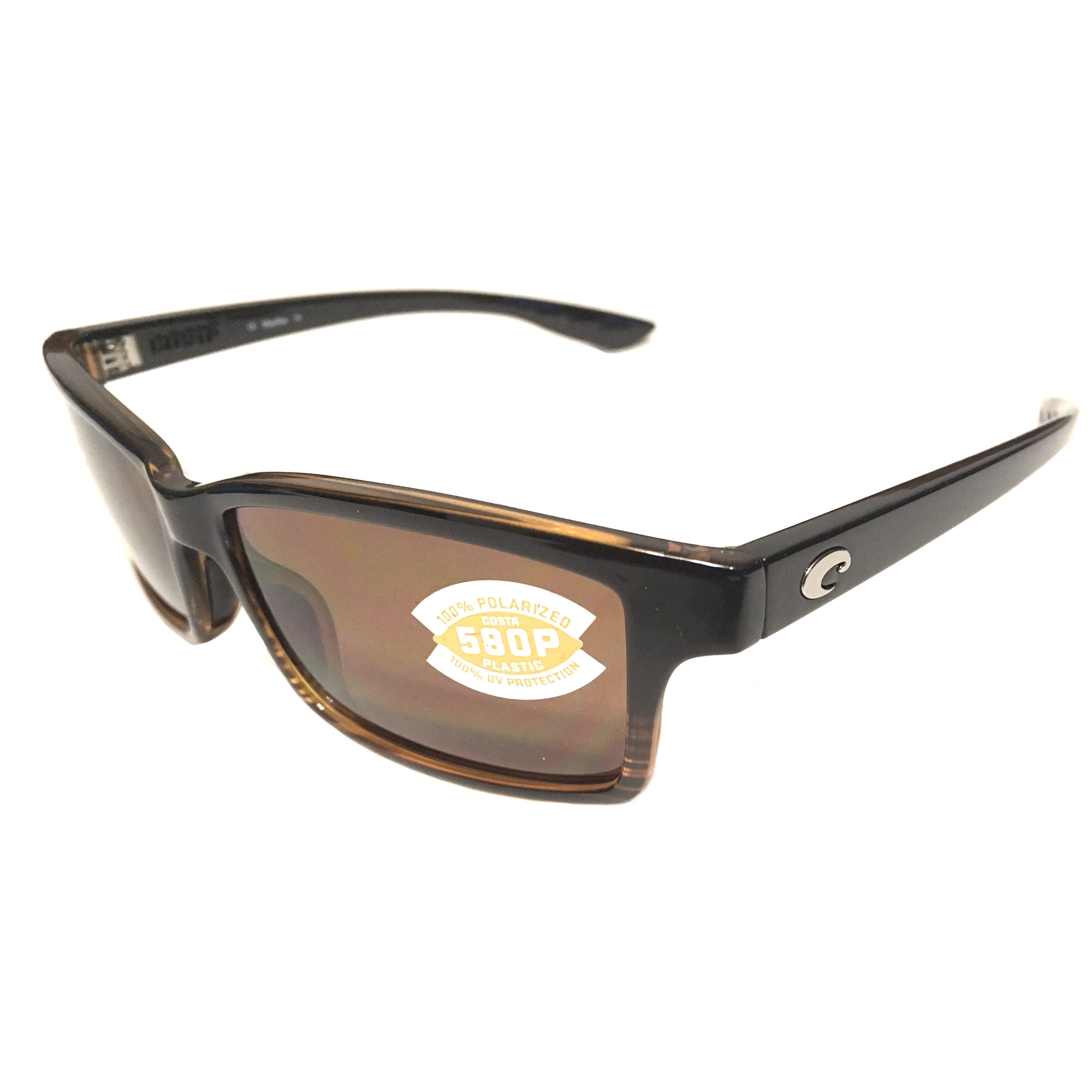 e8a1421b5a7c7 Costa Del Mar Tern Sunglasses – Coconut Fade Frame – Polarized Amber Lens  580P