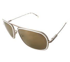 Dragon Alliance Aviator B-Class Sunglasses - Matte Gold Frame - Gold Ion Lens