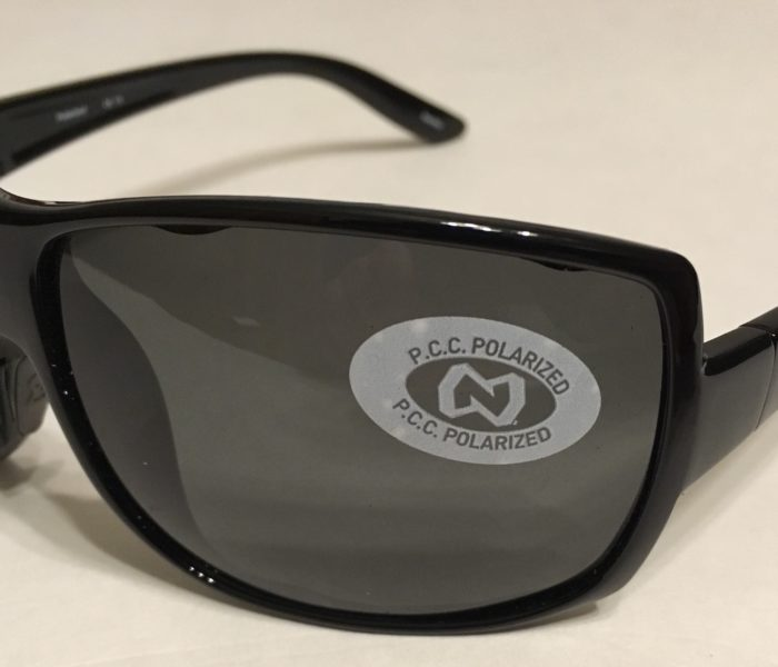 Native Eyewear Chonga Sunglasses - Iron Black Frame - POLARIZED Gray Lens